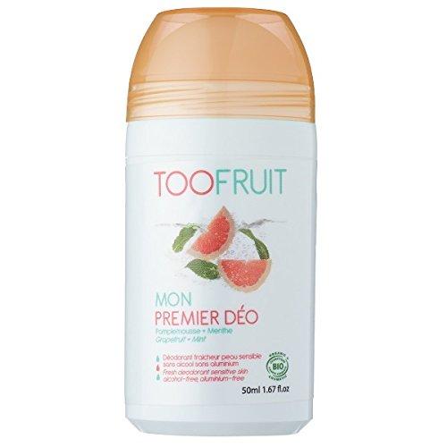 Toofruit Mon Premier Déo Pamplemousse Menthe 50 ml