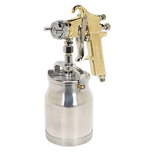 Sealey S701 Professional Suction Feed Spray Gun Set-Up, 1.8