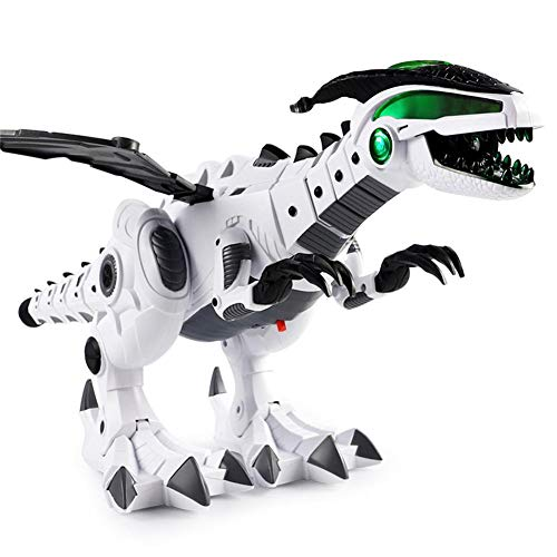 Dinosaurio Robot Mejor Precio De 2020 Achando Net ¡construye pieza a pieza un fantástico robot dinosaurio y prepárate para la lucha! dinosaurio robot mejor precio de 2020