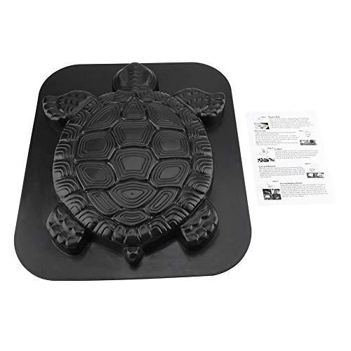FTVOGUE Schildkröten-Form für Pflastersteine, Betonform, Garten, Rasen, Wege, Spaziergang.