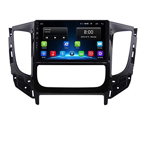 Auto Mitsubishi Triton Strada L200 Barbarian Strakar Fiat Fullback 2015+ Car Radio 2.5D IPS Android 9.1 GPS Player Navigation System Stereo WiFi HD Touchscreen Head Unit