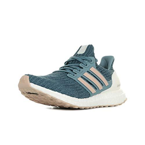 adidas Ultraboost, Zapatillas de Entrenamiento para Mujer, Gris (Rawgre/Rawgre/Clowhi Rawgre/Rawgre/Clowhi), 36 EU
