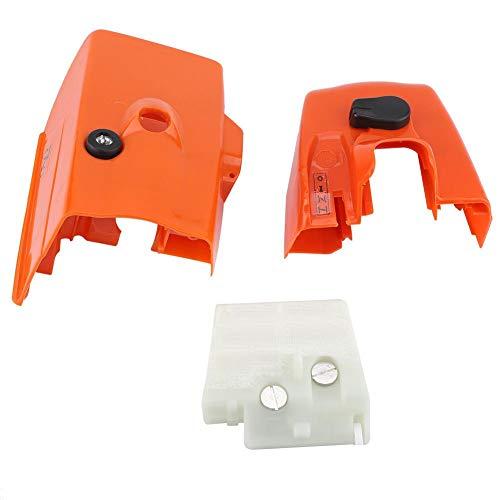 Luftfilter mit Deckel oberer Schutzabdeckung für STIHL Ms260 026 Zubehör für Ersatzteile