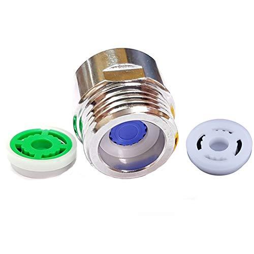 Ahorro de agua para ducha, reductor de flujo a elegir 4L-6L-8L/min.