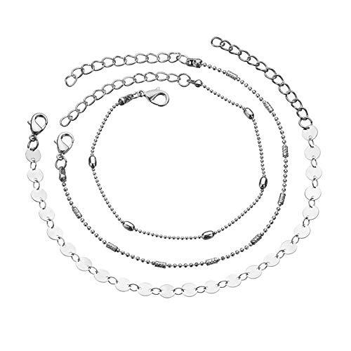 3 unids / set anillos de boda de monedas Retro de Color...