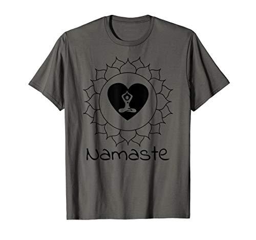 Namaste Premium Yoga T-Shirt!