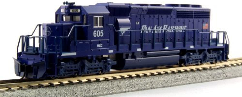 Kato Kato Kato USA Model Train Products 605 N EMD SD402 Early Pan Am