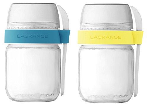 Lagrange 440401 2 Pots compartimentés