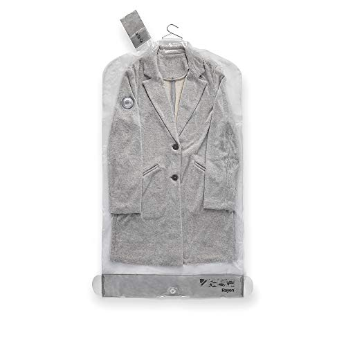 Rayen 6075.60 Sacchetti Sottovuoto per Biancheria, 60 x 110 cm