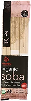 Hakubaku Authentic Japanese Buckwheat Noodles 9.5oz
