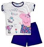 Peppa Pig Kids - Pijama - para niña Morado Morado ( 7 años