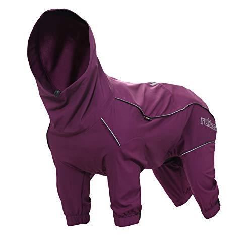 Rukka Haustier-Overall, Violett, Einheitsgröße