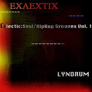 Eclectic Soul Hiphop Grooves, Vol. 1