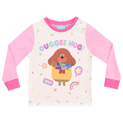 Hey Duggee Girls Pyjamas Pink Age 4 to 5 Years