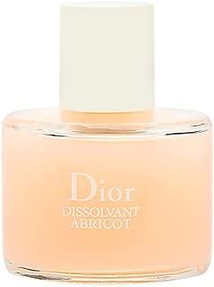Christian Dior Dissolvant Abricot Nail Polish, 1.7 Ounce