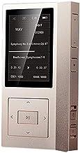 $799 » Sponsored Ad - QLS QA361 AK4495SEQ 6OPA1622 HiFi DSD Dual Femtosecond Clock Lossless Music Player (Golden)