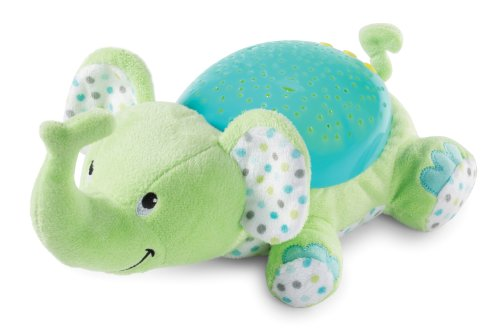 Summer Slumber Buddies Projection and Melodies Soother, Eddie The Elephant
