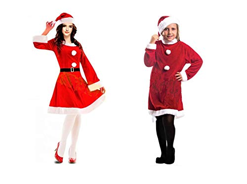 Disfraces de Papá Noel, Mamá Noel,...