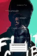 Composition Notebook: Movies Fight Club 2 David Fincher Movie Collection Movie Wide Ruled Note Book, Diary, Planner, Journal for Writing