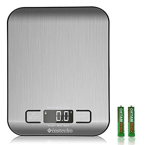Etekcity Digital-Kitchen-Scales, White