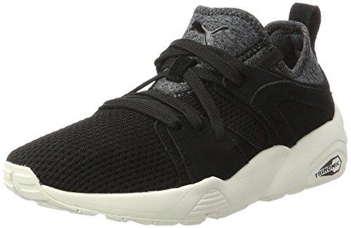 PUMA Herren Blaze CT Sneaker, Schwarz (Black-Whisper White), 43 EU