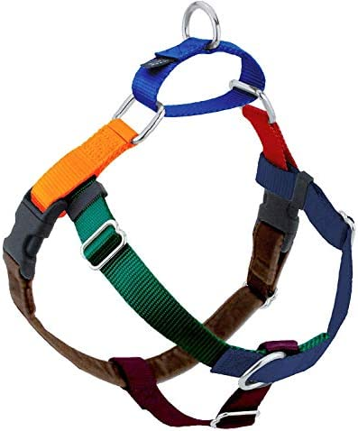 2 Hounds Design Freedom No Pull Dog Harness Adjustable Comfortable Control for Dog Walking Made product image
