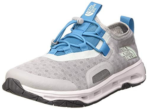 The North Face Womens Skagit Water Shoe, Zapato para Caminar para Mujer, High Rise Grey, 37 EU