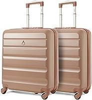 Aerolite 56x45x25 easyJet British Airways Jet2 Maximum Allowance 46L Lightweight Hard Shell Carry On Hand Cabin Luggage...