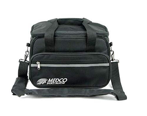 Sammons Preston Medco Sports Medicine Soft-Sided Kit, On The Go Athletic Trainers Kit, Sports Medicine Kit That Goes Well in an Athletic Trainers Office, Training Kit with Multiple Pockets