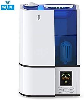 TaoTronics TT-AH019 4L Wi-Fi Smart Cool Mist Humidifiers