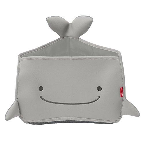 Skip Hop Bath Toy Storage, Moby Corner Hang Toy Organizer, Grey