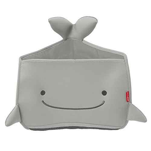 Skip Hop Bath Toy Storage, Corner Hang Toy Organizer, Grey