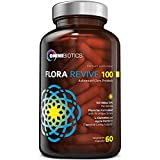 Probiotics 100 Billion CFU | Clinical Strength Probiotics for Women, Probiotics for Men | 15 Strain Probiotic Supplement with Delayed Release Capsules (DRCaps) Plus Prebiotics and L-Glutamine