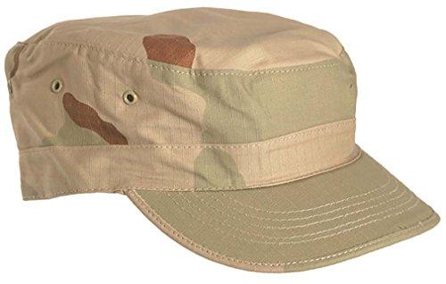 Gorra de estilo militar de campo R/S Desert, color - desert, tamaño...