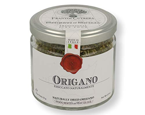 Naturally Dried Oregano from Sicily