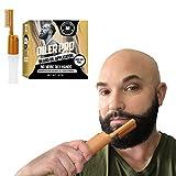 Oiler Pro Beard Oil & Hair Dye Applicator Comb/Holds up to 3 Ounces