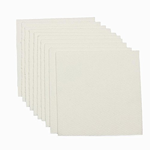 """Jiajie Papel para Horno de Horno de microondas Paper Shelf 3\""""X 3\"""" 50 Hojas"""