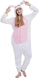 06cbf2feeb47 Pijama Unicornio Kigurumi Onesie Adultos Mujer Cosplay Animal Disfraces
