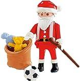 PLAYMOBIL Especial Navidad - Papa Noel con Bolsa de Regalos (4679)