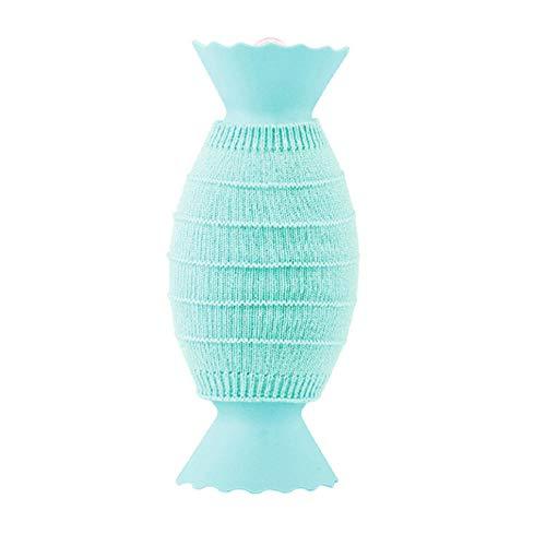 NANA318 Candy siliconen hand warmers warm water fles water multifunctionele hand warm/ijs zak/water zak explosieveilige schattig