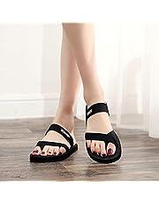 Sandalen Platform Grote teen Hallux Valgus Ondersteuning voor grote tenen of kleermakers Verlicht pijnschoenen Bunion