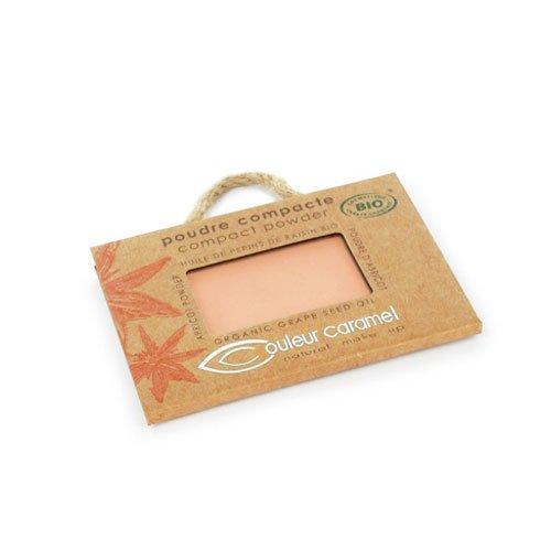 Caramel - Puder-Compakt n°04 Beige orangefarben