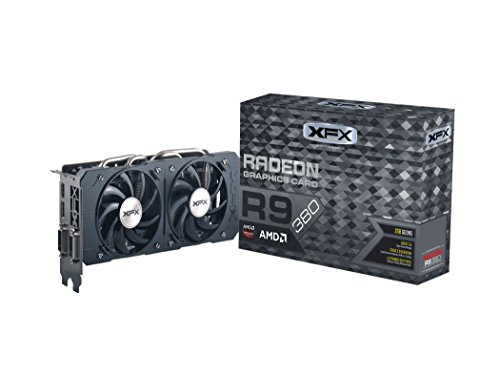 XFX  R9-380P-2DF5 PCI-Express-Grafikkarte