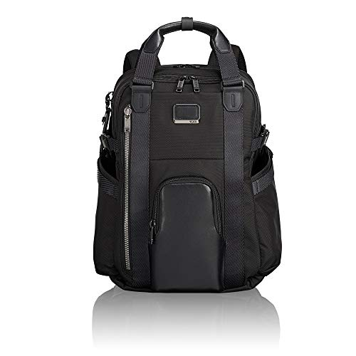 "Tumi Alpha Bravo Kings Backpack Tote 15"" Rucksack, 45 cm, Black"