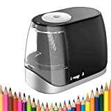 Electric Pencil Automatic Merchanical Sharpeners Battery USB Powered Operated Desktop Jelly Comb Heavy