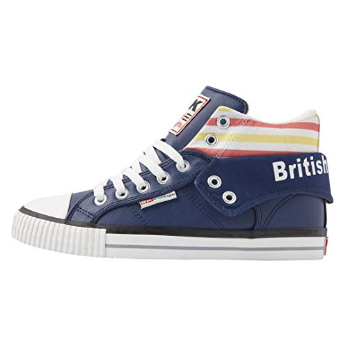 British Knights ROCO Herren HIGH-TOP-Schuh Sneaker