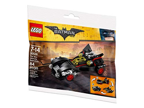 LEGO – 30526 – The Batman Movie – The Mini Ultimate Batmobile im Polybag