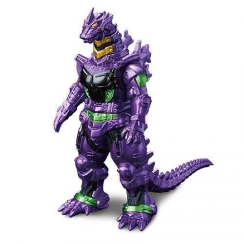 Seven-Eleven 4000 Limited Figure - Shin Godzilla Evangelion
