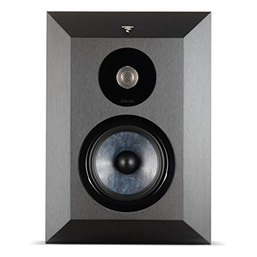 Find Bargain Focal Chora Surround Speaker (Black)