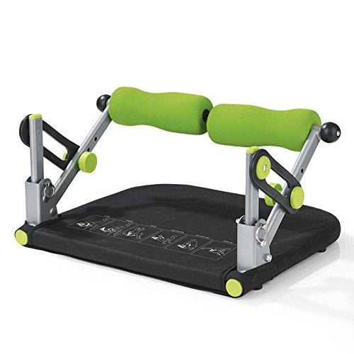 VITALmaxx Trainingsgeräte für Rücken, Beine und Ganzkörper | Sehr effektives, aktives Training zur Aktivierung des Kreislaufs und zur Muskelstimulation (SWINGmaxx 5-in-1)